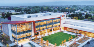 Extron AV Switching, Streaming, and Control Systems Aid Higher Learning at Idaho's First Medical School